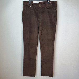 Peter Millar The Rogue Brown Corduroy Pants
